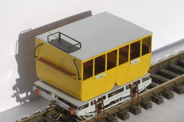 Erste Klasse Wagen
