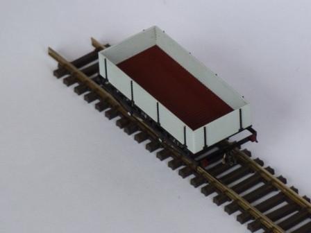 Güterwagen offen
