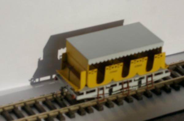 Dritte Klasse Wagen