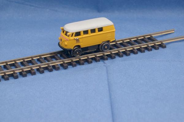 Draisine Kfv 20 Umbau TT VW-Bus-Kombiaufbau